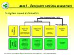 item 6 ecosystem services assessment57