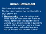 urban settlement2