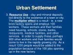 urban settlement4
