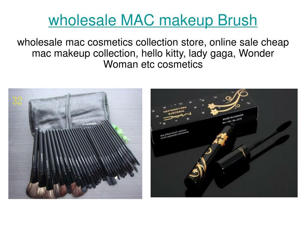 Ppt Cheap Mac Makeup Powerpoint