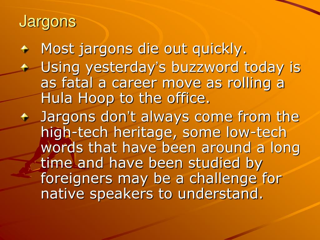 Jargons
