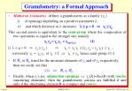 granulometry a formal approach