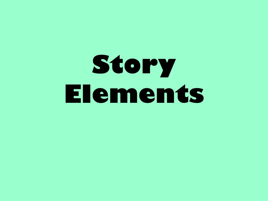 story elements l.