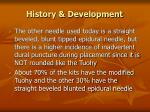 history development13