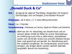 donald duck co