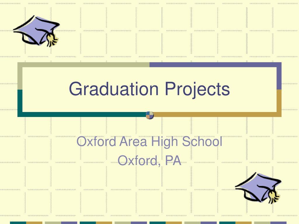 graduation projects l.