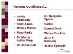 heroes continued20