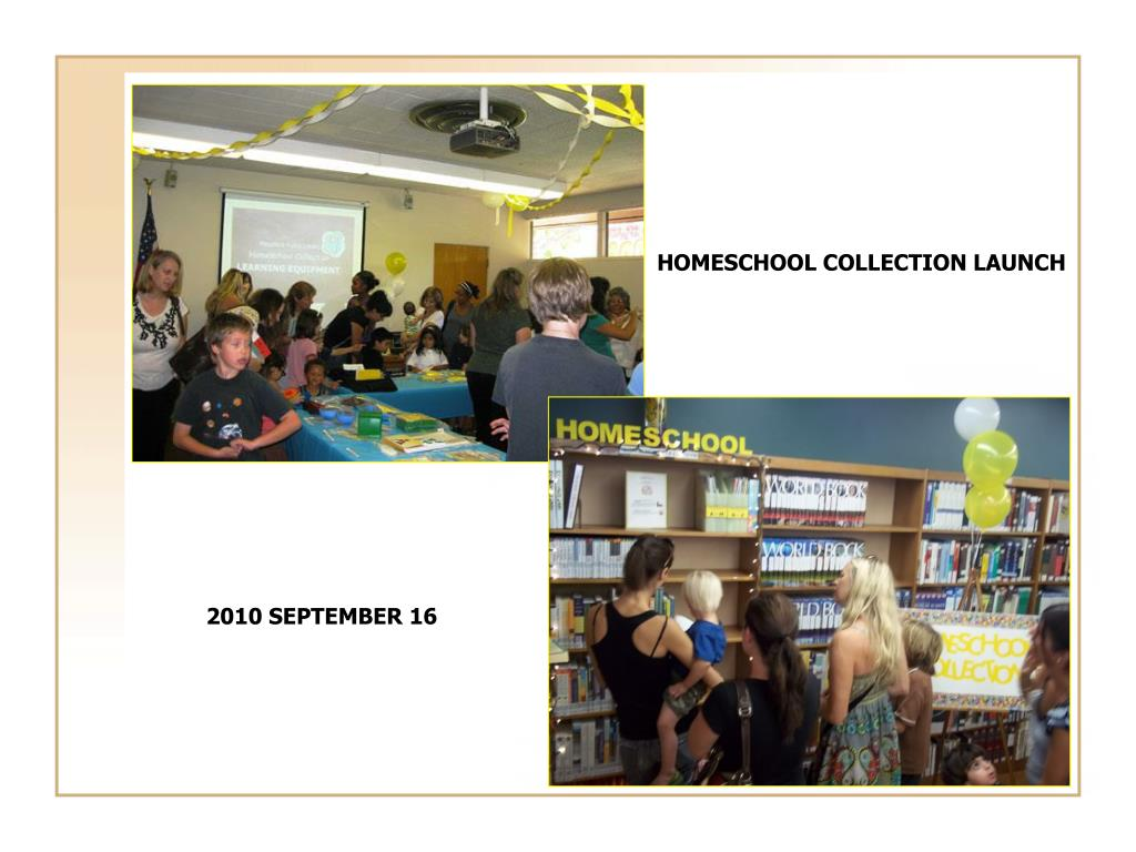 HOMESCHOOL COLLECTION LAUNCH