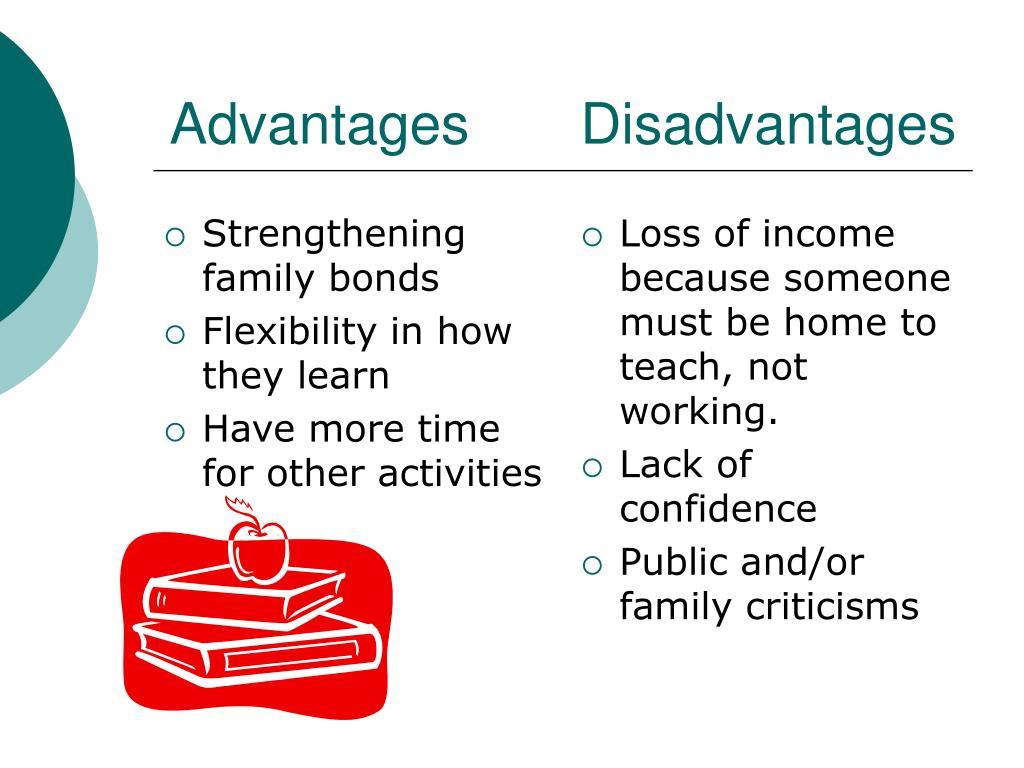 advantages and disadvantages of having many siblings