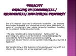 veracity dealing in commercial residential industrial property