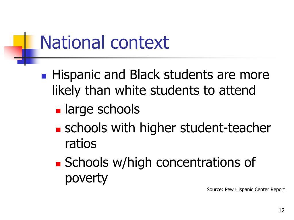 National context