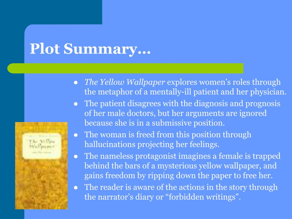 PPT - Feminist Criticism of The Yellow