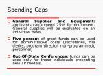 spending caps59
