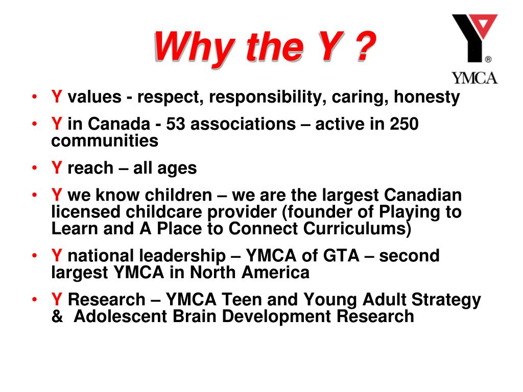 Why the Y ?