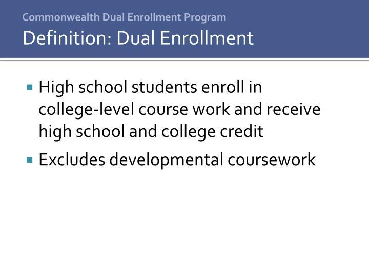 Commonwealth dual enrollment program3