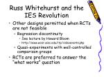 russ whitehurst and the ies revolution5