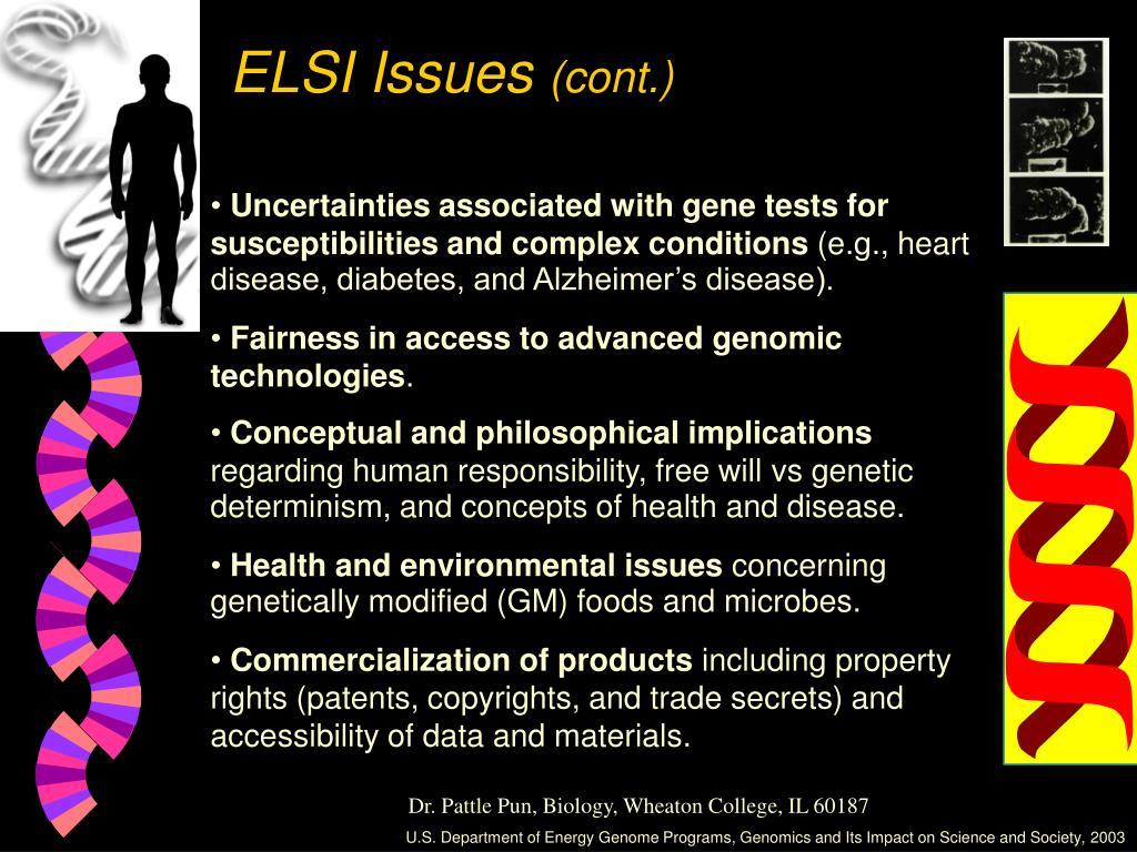 ELSI Issues