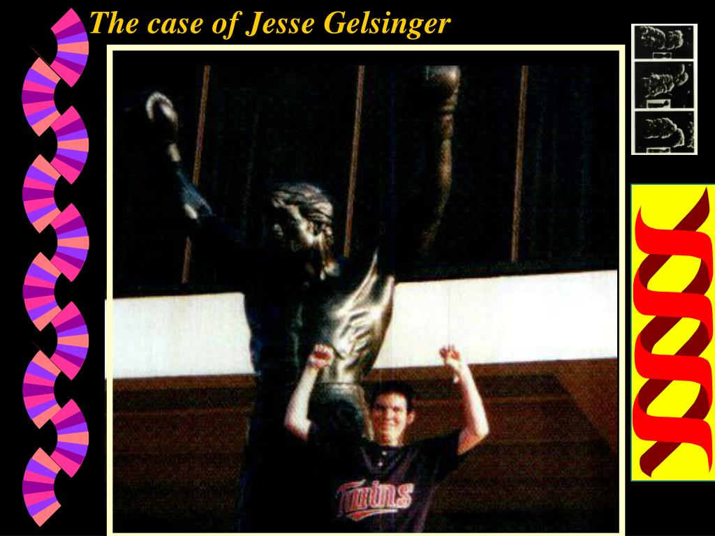 The case of Jesse Gelsinger