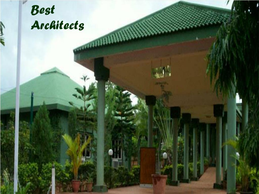 Best Architects