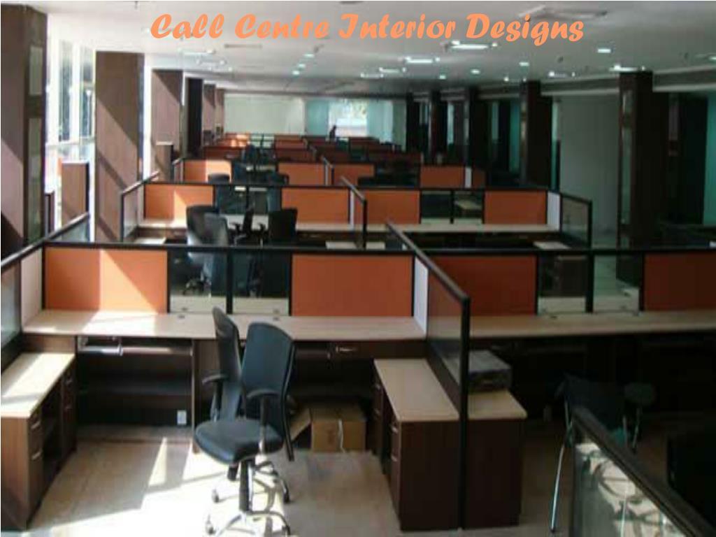 Call Centre Interior Designs