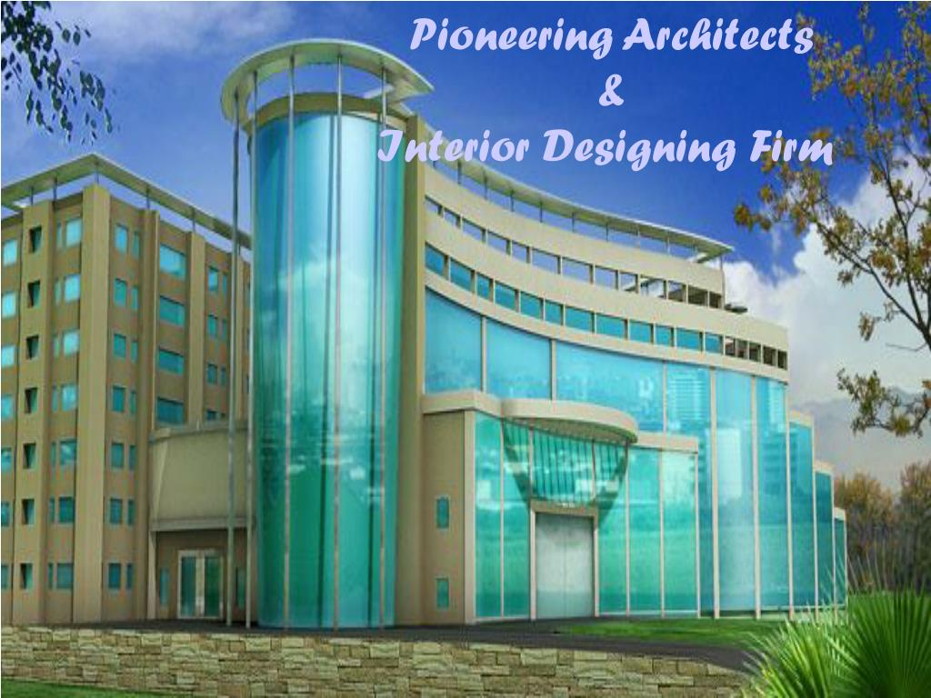 Pioneering Architects