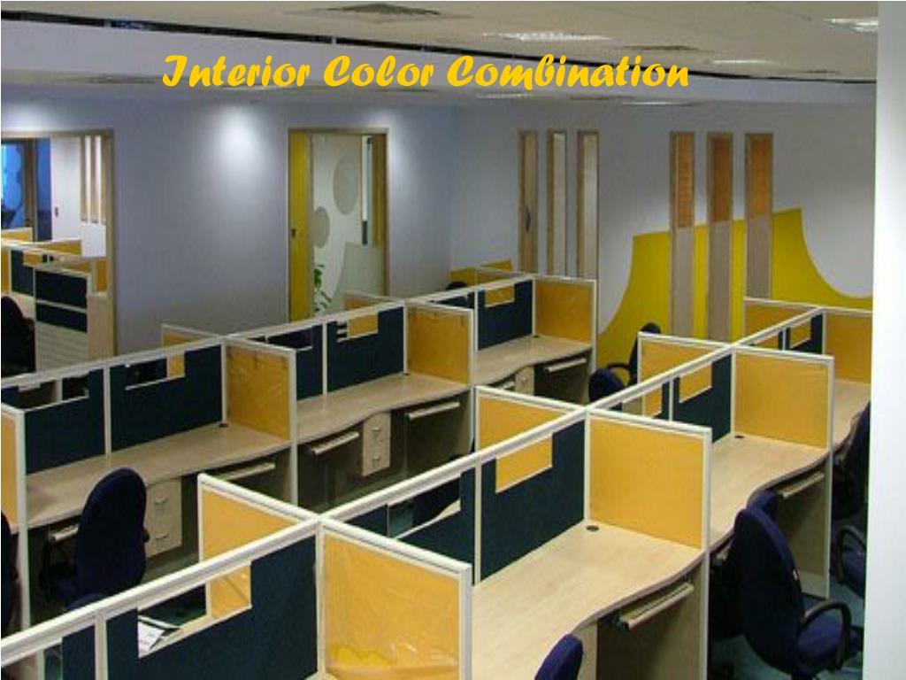 Interior Color Combination