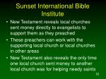 sunset international bible institute55
