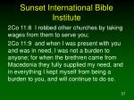 sunset international bible institute57