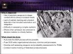 battle damage assessment