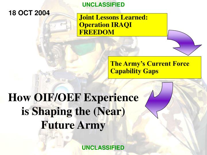 the army s current force capability gaps