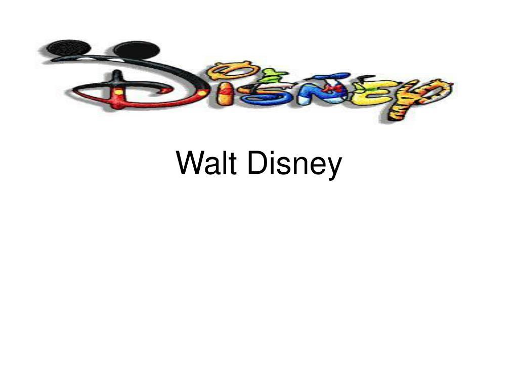 walt disney l.