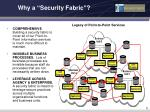 why a security fabric