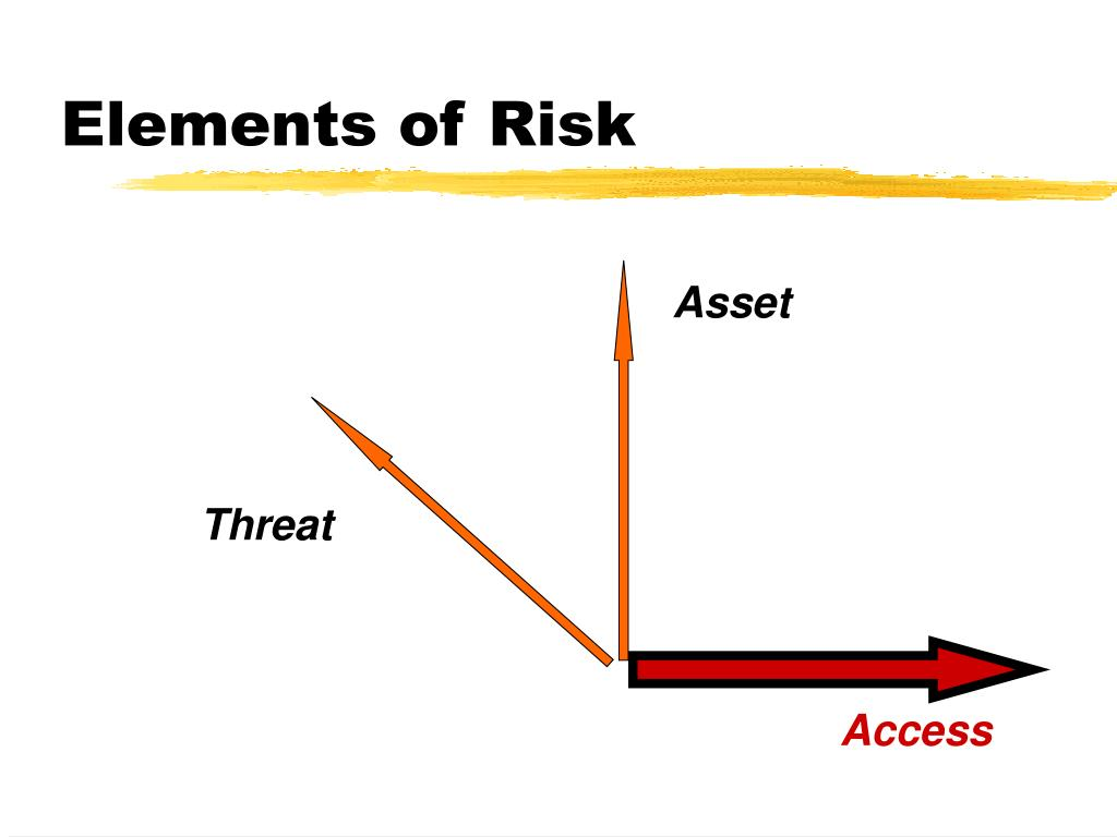 Elements of Risk