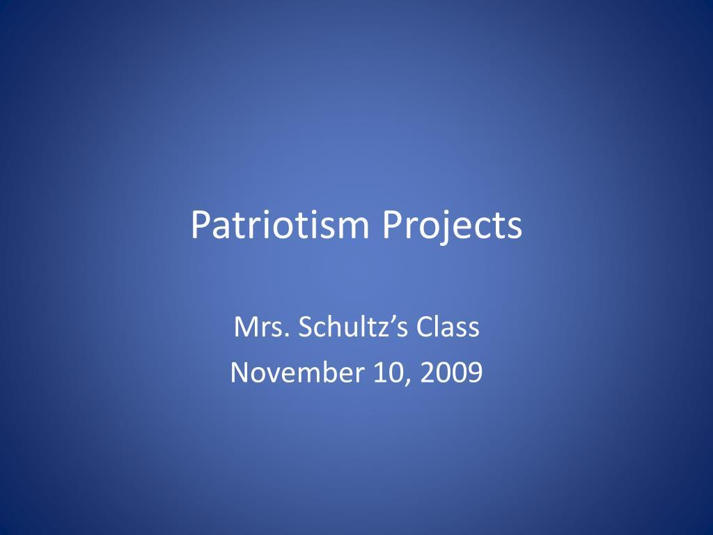 patriotic powerpoint background