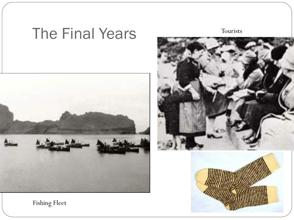 The Final Years