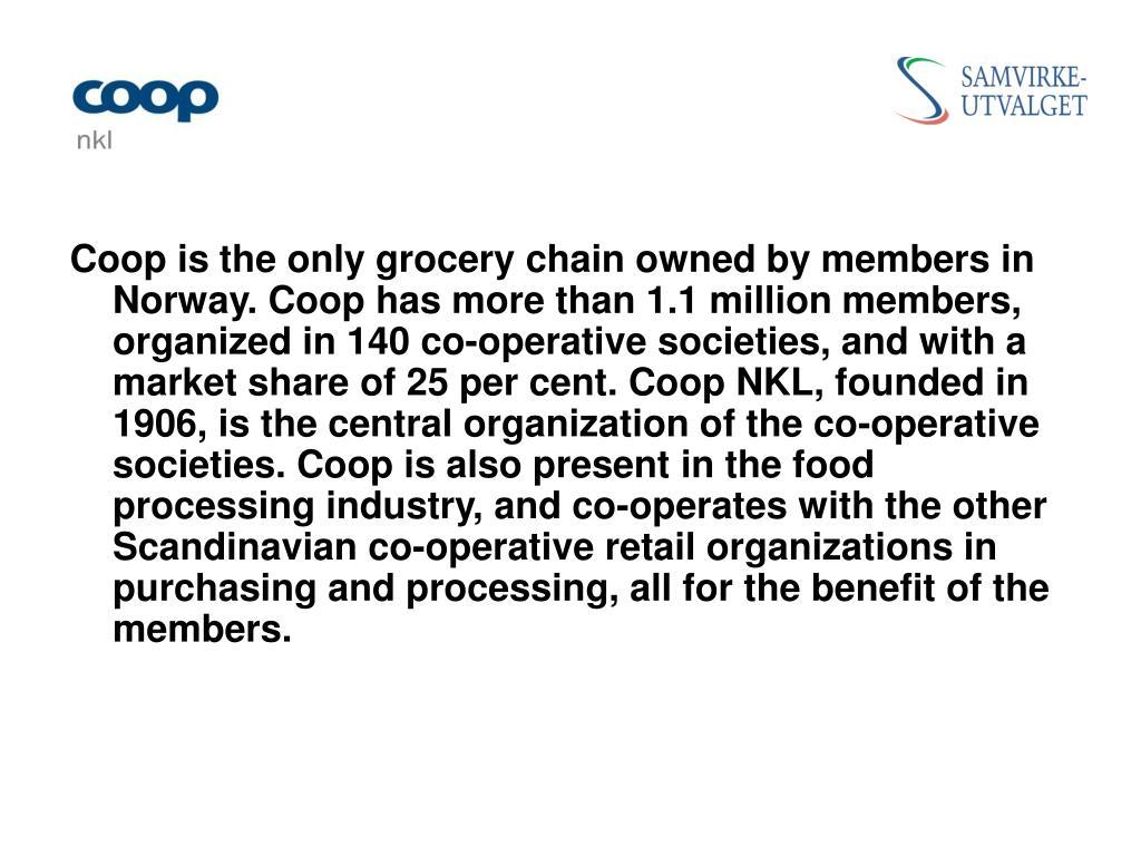 Coop Norway