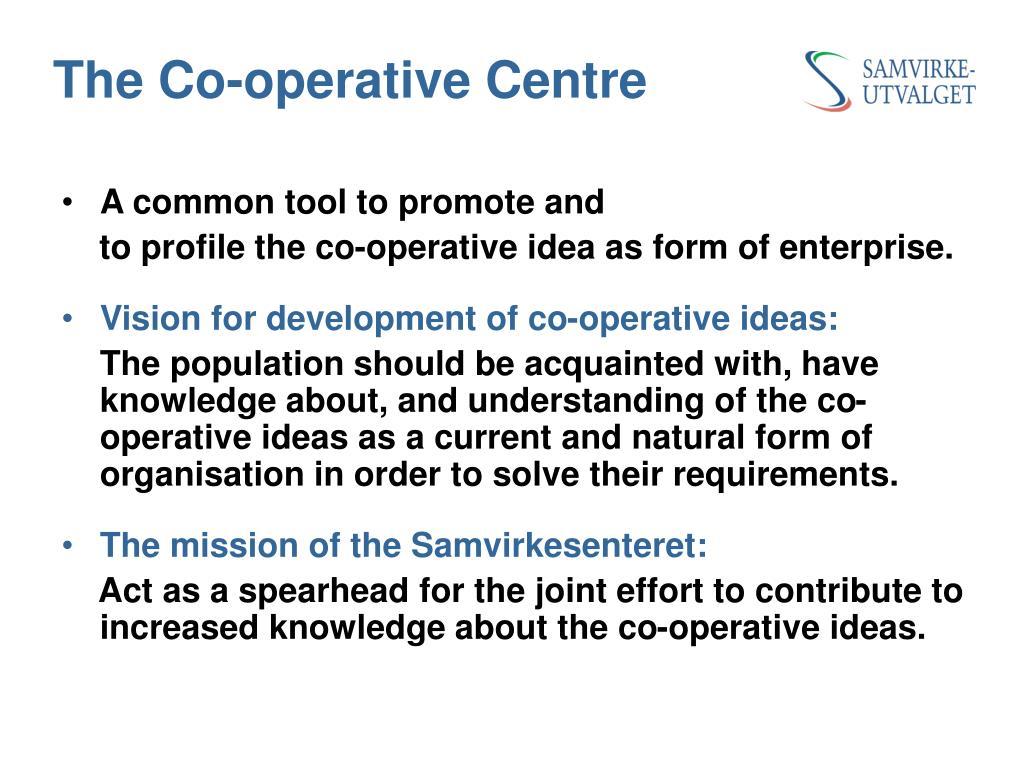 The Co-operative Centre
