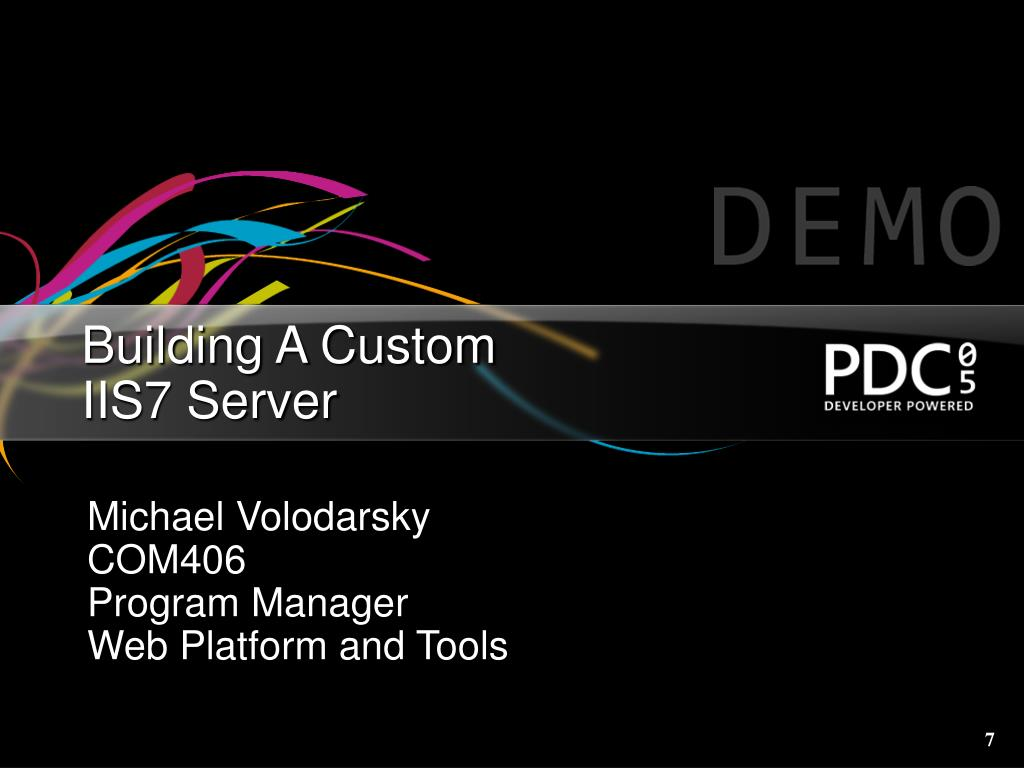 Building A Custom