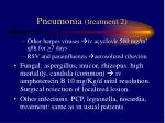 pneumonia treatment 2