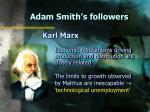 adam smith s followers13