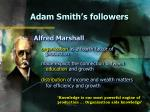 adam smith s followers14
