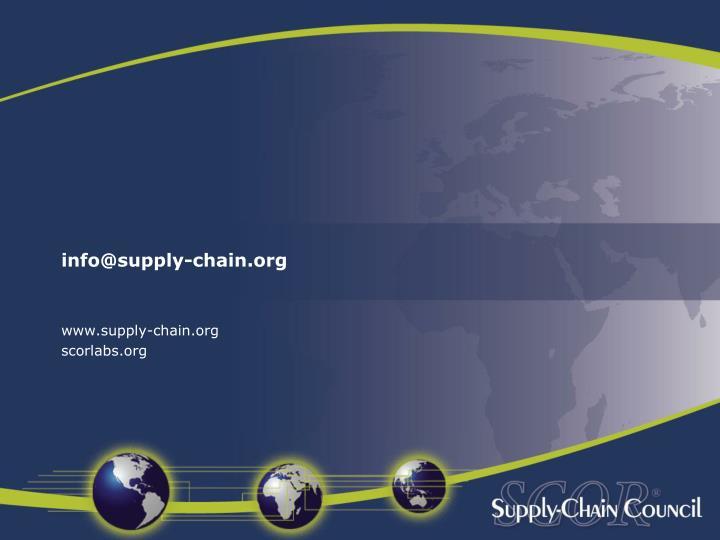 info@supply-chain.org