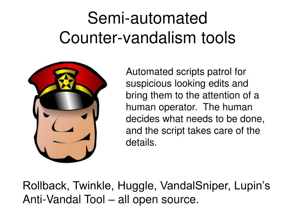 Semi-automated