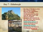 day 7 edinburgh1