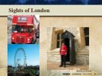 sights of london2