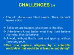 challenges 2 4