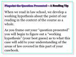 pinpoint the question presented a reading tip43