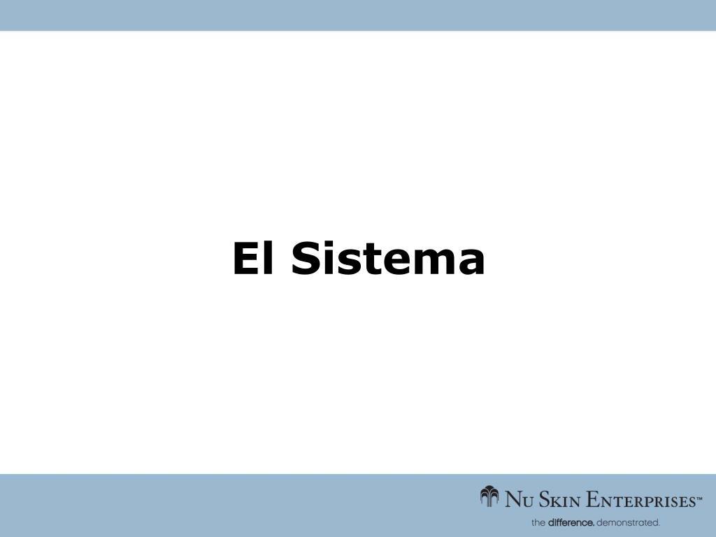 El Sistema