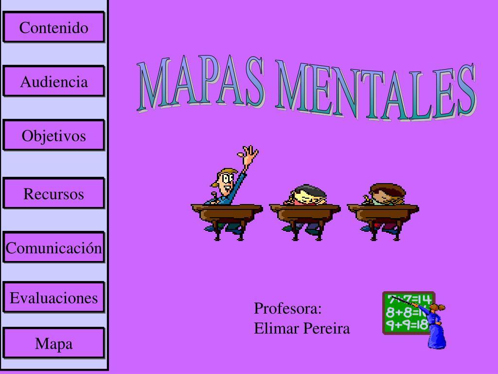 PPT - MAPAS MENTALES PowerPoint Presentation - ID 656526 fda53240d3cbd
