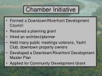 chamber initiative